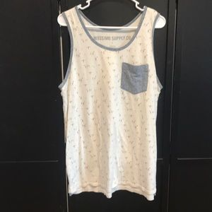 💕5/$25💕 Mossimo Supply Co. Cactus Tank Top | L